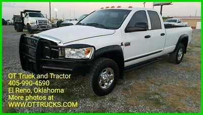 2007 Dodge Ram 3500 ST 2007 Dodge Ram 3500 4wd Crew Cab Long Bed 6.7L Cummins Diesel