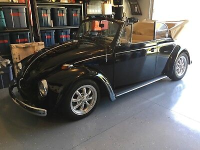 1969 Volkswagen Beetle - Classic Convertible Classic 69 Bettle Convertible completely restored and in excellent condition