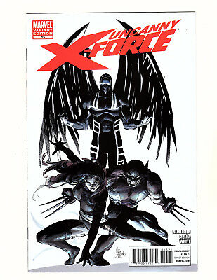 Uncanny X-Force #15 (2011, Marvel) VF/NM 1:26 Mike Deodato Variant Woverine X-23