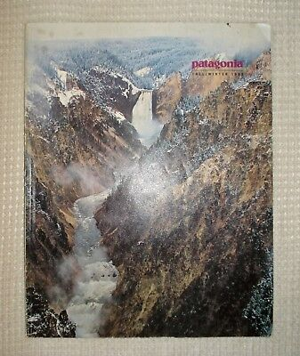patagonia vintage collectors catalog fall winter 1993 own a piece of history