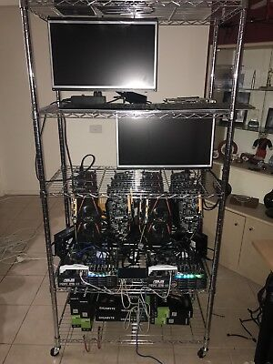 Mining Rig 504mh Ethereum
