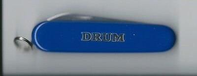 Drum tobacco labelled SWISS Army Knife