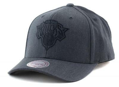 New York Knicks Cap - Mitchell & Ness NFL LA Hat - Mitchell And Ness In Charcoal