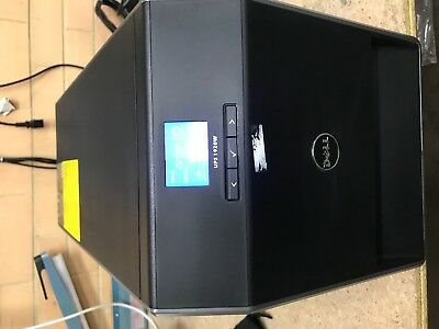 Dell UPS 1000W 1000VA w/ LCD Display USB Tower UPS testted working 3 month