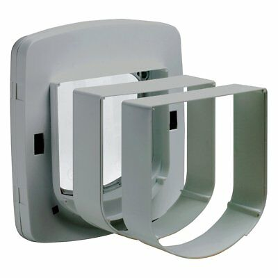 PetSafe Tunnel Extension Fit for Cat Flap Door 300&400&500 Series 350 Grey 5012