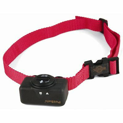 PetSafe Dog Anti Bark Control Collar Pet Training Stops Barking Red 71 cm 6065