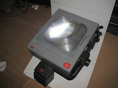 3M 9060 9050 9075 Professional Overhead Transparency Projector with Bulb