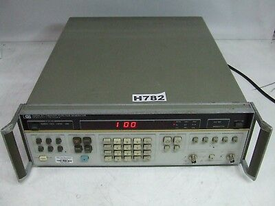 Hewlett Packard HP 3325A Synthesizer / Function Generator * Tested*