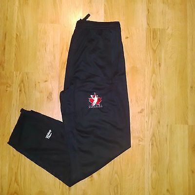 Team Canada Lacrosse Warm Up Pant ONLY - Large - NEW
