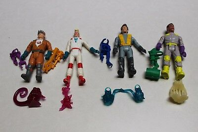 Vintage Ghostbusters Action Figures 1987 - 1989