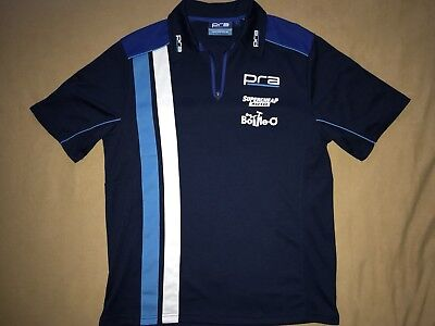 PRA Prodrive Racing Australia MENS L POLO SHIRT RRP $60 - Official Prodrive FPR