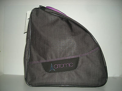 Atomic  Heather Grey Women  1Pair Boot Bag  Neuware!!!