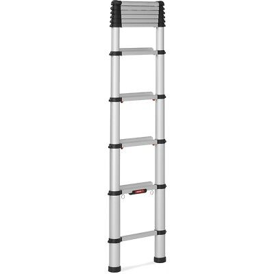 New Telesteps Black Line Aluminum Ladder 3,3 m Multi Function Telescopic Ladder