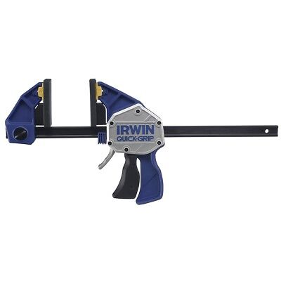 Irwin Heavy Duty Quick-Grip Change XP Bar Clamp Tool 450 mm 10505944 Glueing
