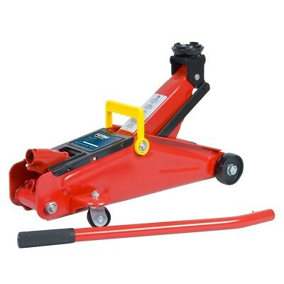 New Ferm Power Trolley Jack Kit Hoisting Pallet Jack Garage Lift Tool Heavy-duty