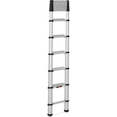 New Telesteps Black Line Aluminum Ladder 3,8 m Multi Function Telescopic Ladder