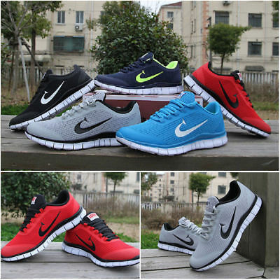 2017 Hot New Men's Smart Casual fashion shoes breathable sneakers running shoes