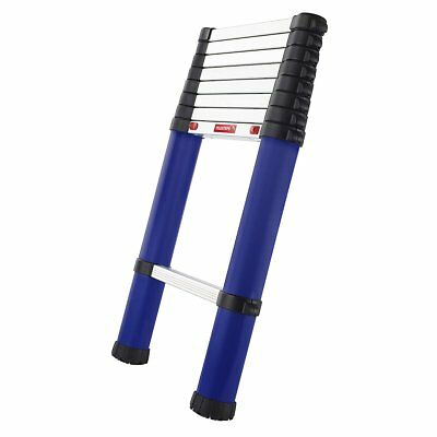 New Telesteps Blue Line Aluminum Ladder 2,6 mtr Multi Function Telescopic Ladder