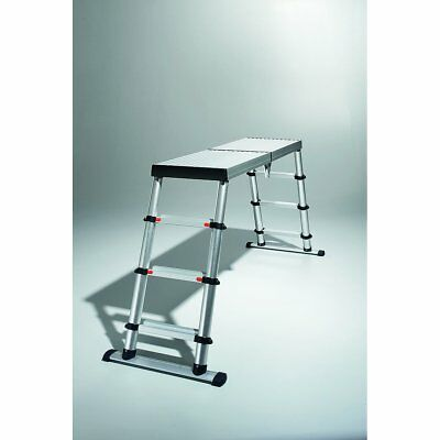 New Telesteps Black Line Working Platform Three Height Level 260 / 240 / 220 cm