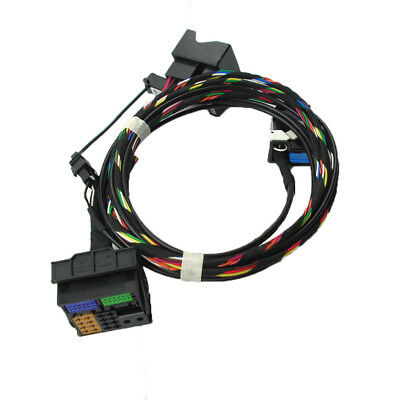 9w2 9w7 9ZZ Bluetooth Module Wiring Harness Cable Direct Plug for VW RCD510