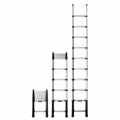 New Telesteps Pro X-Line Aluminum Ladder 3,2 m Multi Function Telescopic Ladder