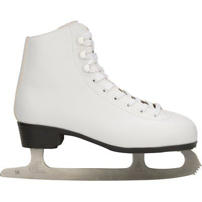 Nijdam Women's Figure Skates Ice Skating Boots Shoes Classic Size 41 0034-UNI-41