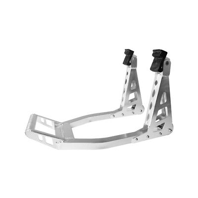 New Motorcycle stand aluminium for front wheel