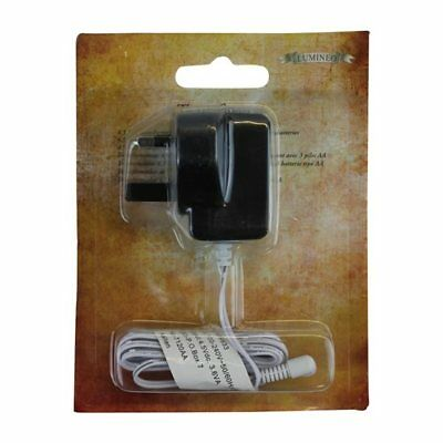4.5 Volt Dual Power Transformer Ideal for Indoor Displays Low Voltage