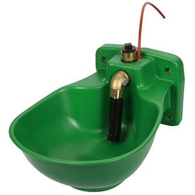 Kerbl Heatable Water Feeder/Drinker Bowl Container Cattle Horse Pig HP20 222055