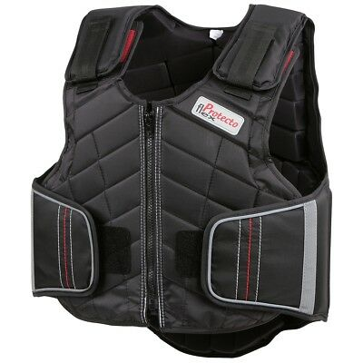 Covalliero Adults' Horse Riding Equestrian Safety Vest S ProtectoFlex 323074