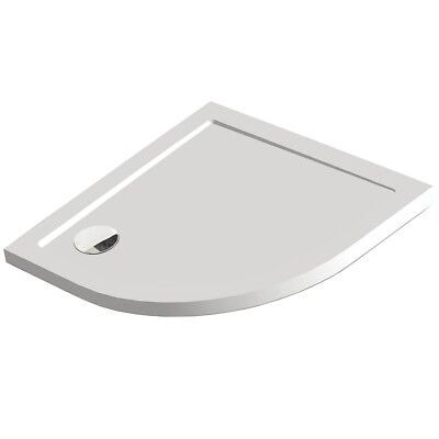 Get Wet by Sealskin Fusion Built-in Bath Shower Tray Water Drainage 60431208010