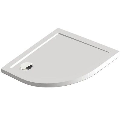 Get Wet by Sealskin Fusion Built-in Bath Shower Tray Water Drainage 60431209010