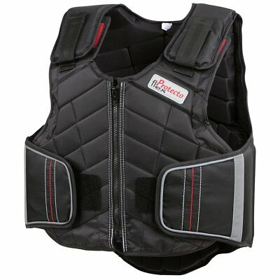 Covalliero Adults' Horse Riding Equestrian Safety Vest  L ProtectoFlex 323076