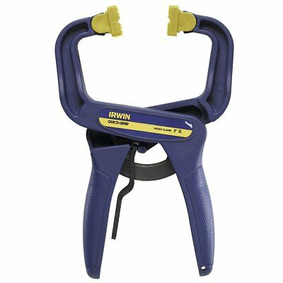 Irwin Quick-grip Handy Clamp 50 mm T59200ECD Ratcheting Non-marking Pad Flexible