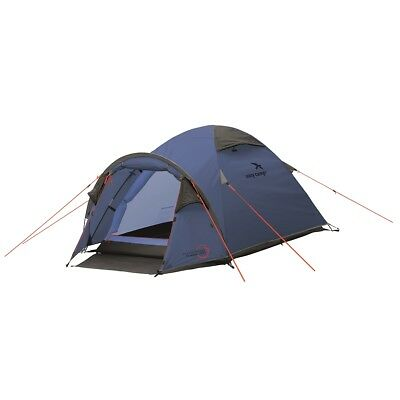 Easy Camp Dome Tent 2 People Outdoor Festival Camping Hiking Quasar 200 120239