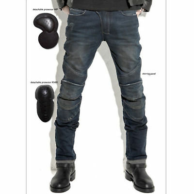 Uglybros Featherbed Jeans The Standard Version Car Ride Trousers Motorcycle Drop