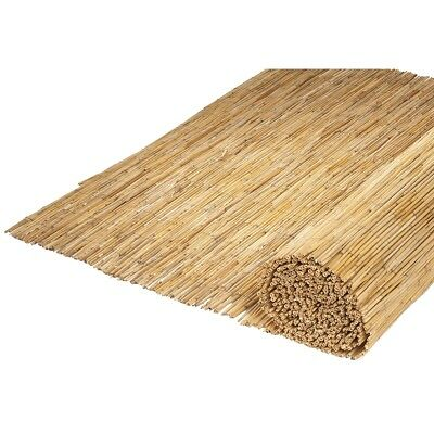 Nature Garden Screening Roll Fencing Panel Outdoor 500x150cm Bamboo Reed 6050126