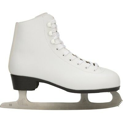 Nijdam Women's Figure Skates Ice Skating Boots Shoes Classic Size 42 0034-UNI-42
