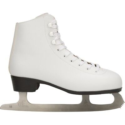 Nijdam Women's Figure Skates Ice Skating Boots Shoes Classic Size 39 0034-UNI-39