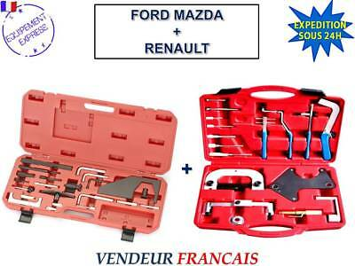 Coffret de Piges Calage Distribution FORD MAZDA + RENAULT