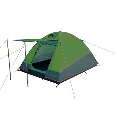 Camp Gear 2-Person Tent Shelter Screen Colorado 210x155x115 cm Green 4471521