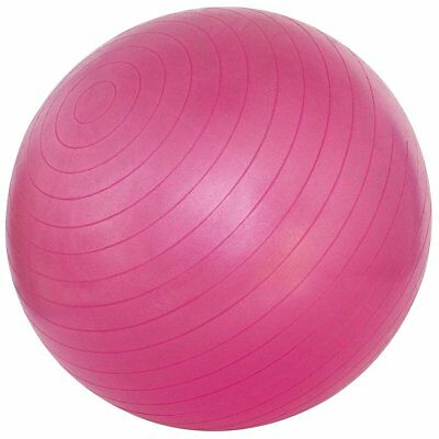 Avento Sports Fitness Exercise Swiss Gym Fit Yoga Core Ball Abdominal 41VM-ROZ