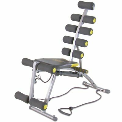 Rock Gym Multifunctional Sit-up Bench Home Exercise Workout Gym Fitness ROG001