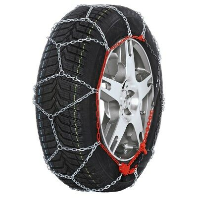 Pewag 2 pcs Snow Chains for Car Vehicle Wheels Tyres N 76 ST Nordic Star 40356