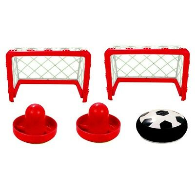 Air Hockey Five Piece Indoor Air Hockey Set Kids Children Fun Games AIR002