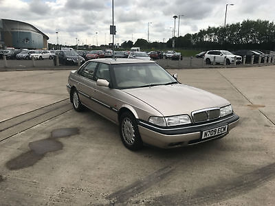 Rover 827 2.7i auto 1994MY Sterling