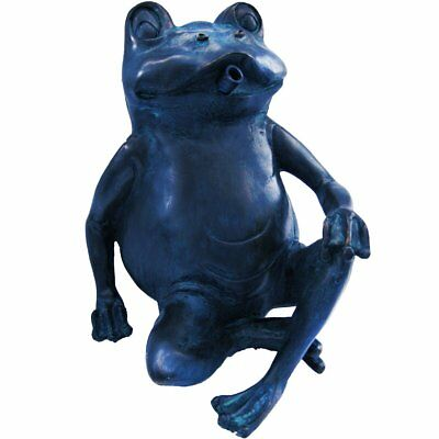 Ubbink Pond Spitter Ornament Spits Water Feature Statue Frog 20.5 cm 1386073