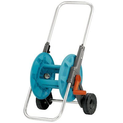 Gardena Hose Trolley Garden Water Portable Free Standing Classic 50 8011-20