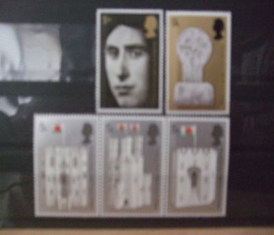 1969 - Gb Stamps -Investiture Of H.r.h -- Mnh