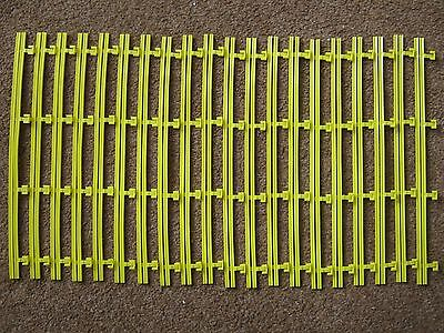MICRO SCALEXTRIC TRACK CRASH BARRIERS/FENCES x 20